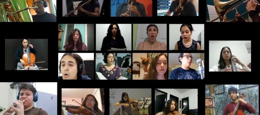 Xinechkaki - Orquesta y Coro Intercultural de León