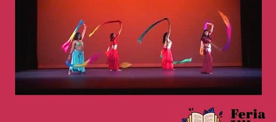Danza árabe Rakkasah UAEM