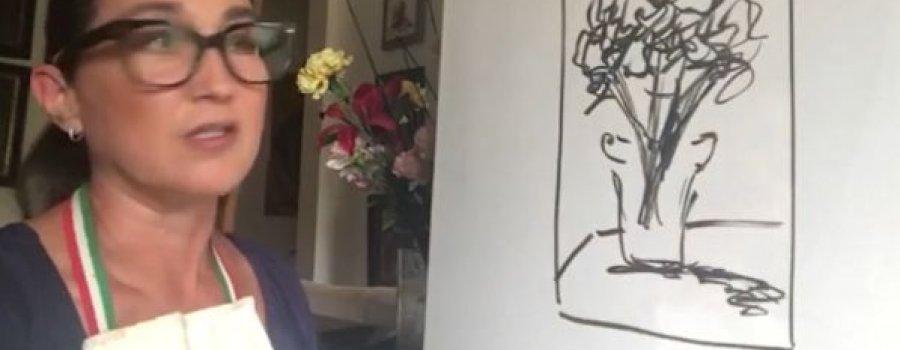 Técnicas de dibujo con Carol Goddard