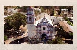 Rutas de los conventos: Hueyapan
