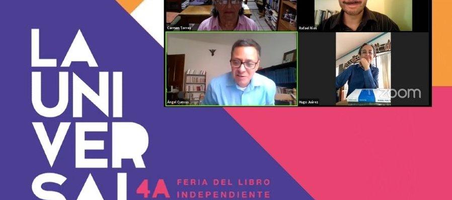 Inauguración de la Feria del Libro Independiente La Universal