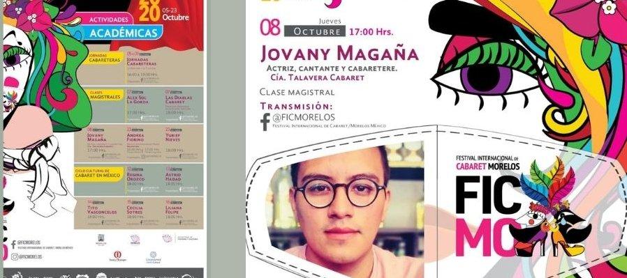 Clase Magistral con Jovany Magaña