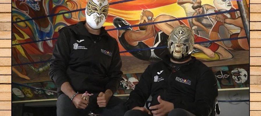 Espíritu deportivo: Lucha libre con Erik de Santos Espinosa