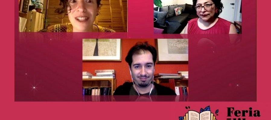 Recital de poesía con Maricela Guerrero, Paula Abramo y Óscar de Pablo