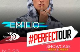 Emilio Osorio. Perfect Tour