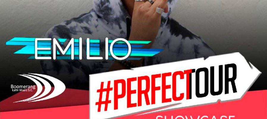Emilio Osorio. Perfect Tour