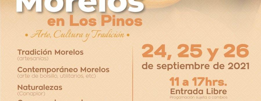 Morelos en Los Pinos