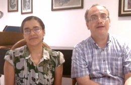 Raúl Moncada y Magali Gasca
