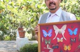 Recorrido por el jardín Borda con Gerardo Palma