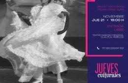 Mosaico Regional Mexicano - Jueves Culturales