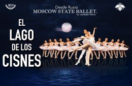 Moscow State Ballet Presents: Swan Lake