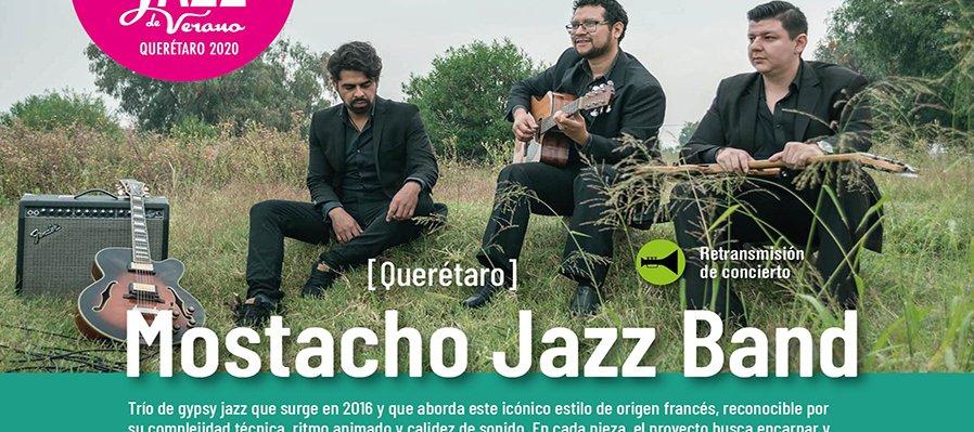 Mostacho Jazz Band