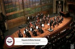 Mozart con David Greilsammer. Orquesta Sinfónica Naciona...