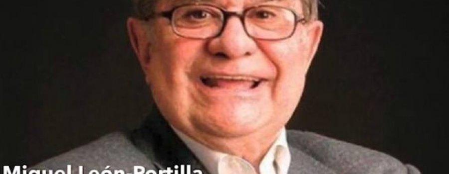 El legado literario de Miguel León Portilla