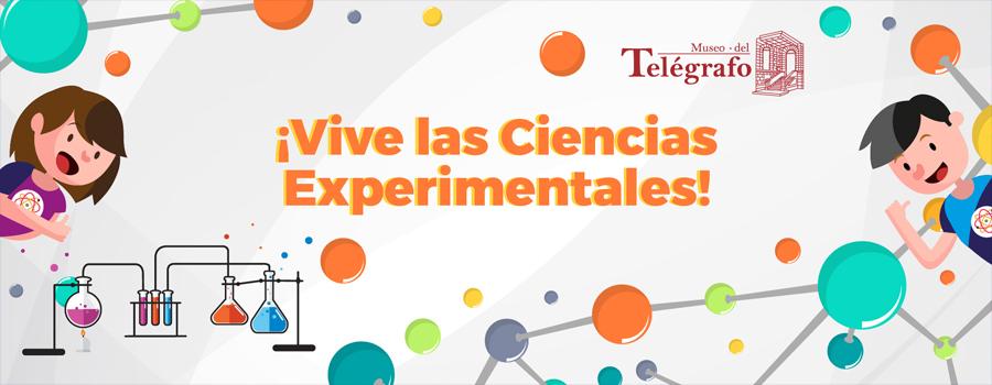 Vive las ciencias experimentales