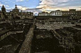 Tetzáhuitl. Los presagios de la conquista de México