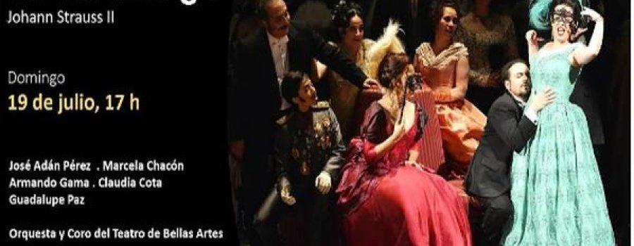El Murciélago, de Johann Strauss II