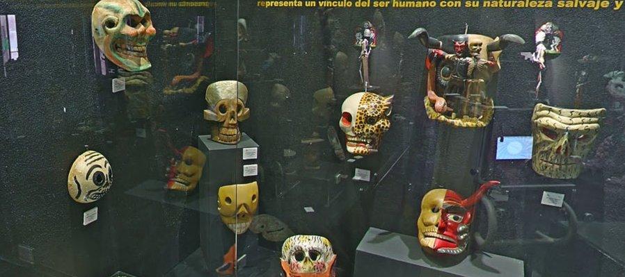 Haz un recorrido virtual al Museo Nacional de la Muerte