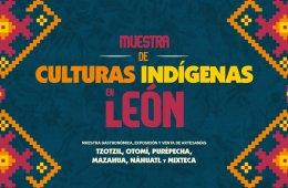 Muestra de culturas indígenas en León
