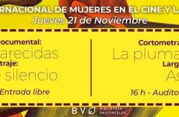 XV Muestra Internacional mujeres en el cine y la televisi...