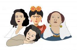 Pintoras surrealistas: María Izquierdo, Frida Kahlo, Rem...