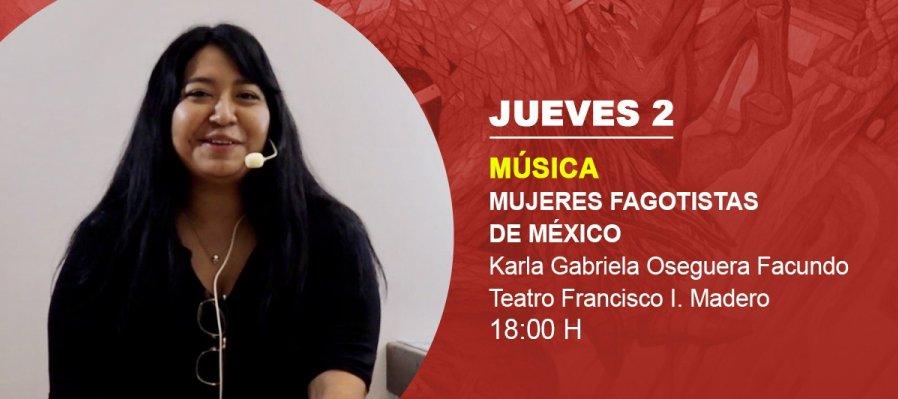 Mujeres fagotistas de México