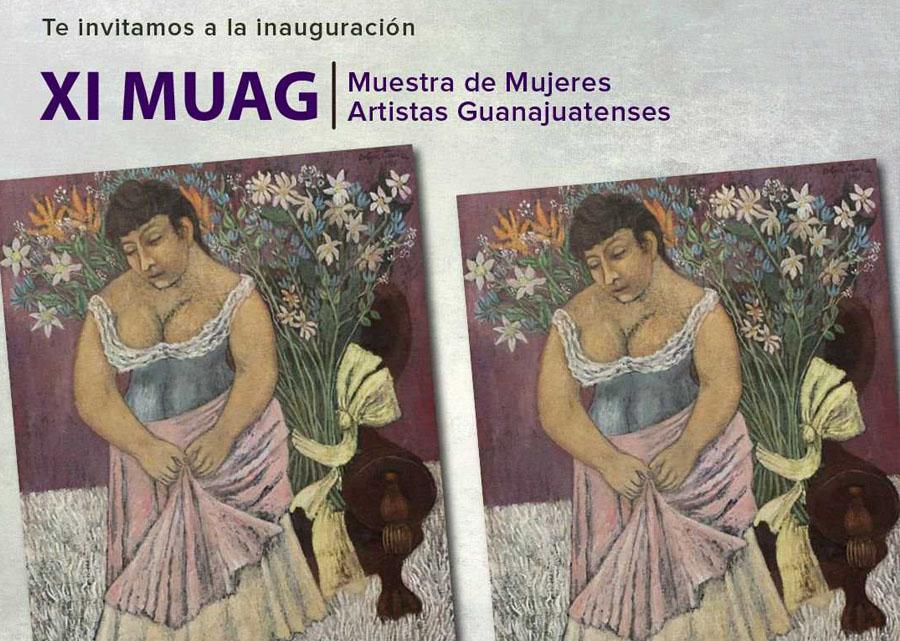 XI Muestra de Mujeres Artistas de Guanajuato
