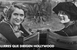 Las mujeres que dirigen Hollywood