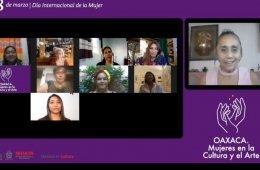 Mujeres en las Artes Escénicas