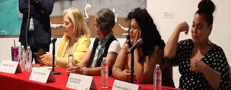 Mujeres en el arte chicano