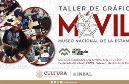 Taller de Gráfica Móvil - Museo Nacional de la Estampa ...