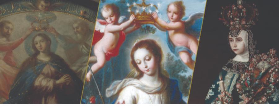 Símbolo y reino. Tres grandes colecciones novohispanas
