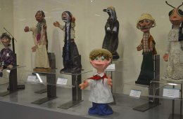 Collection of the National Museum of the Puppet