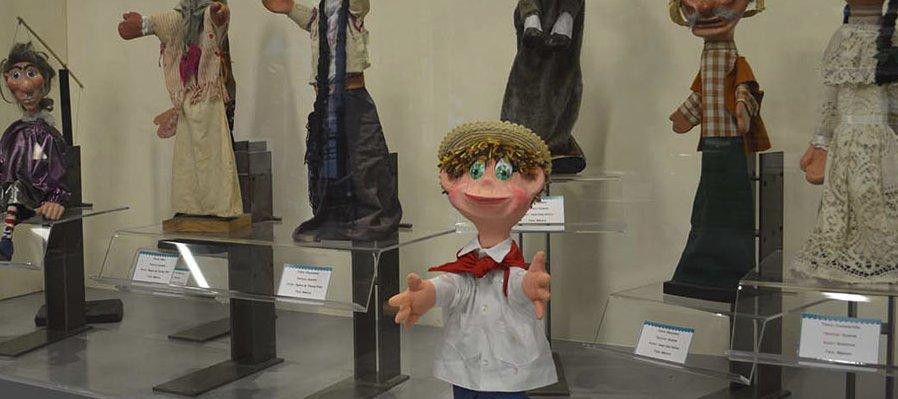 Colección del Museo Nacional del Títere