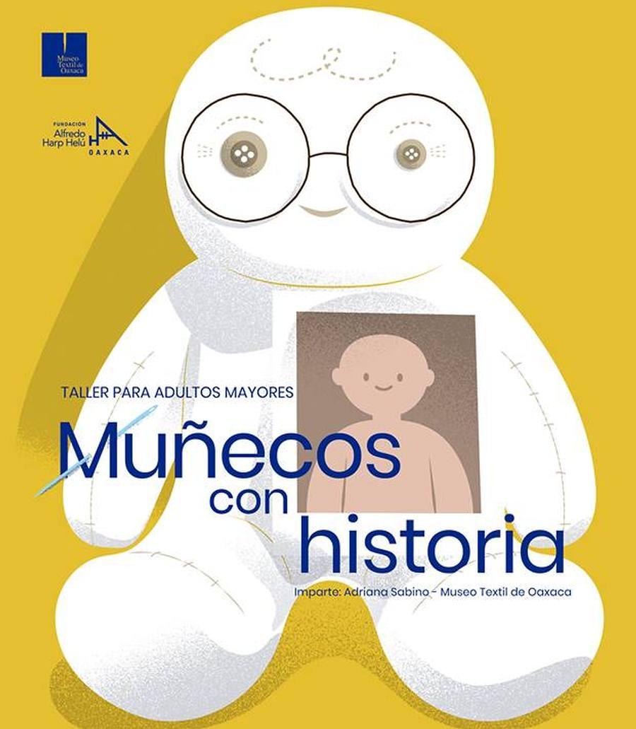 Muñecos con historia