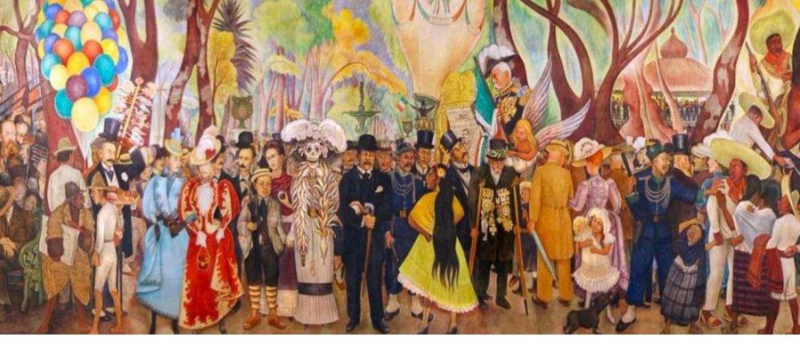 Día Internacional de los Museos en el Museo Mural Diego Rivera