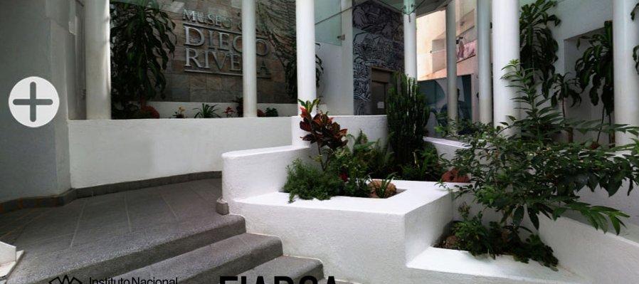 Recorrido 360° Museo Diego Rivera