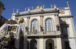 Visita virtual al Teatro-Museo Dalí
