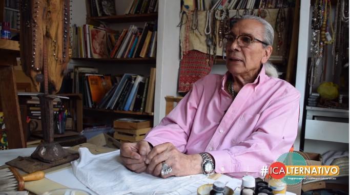 Entrevista con el maestro Rubén Islas