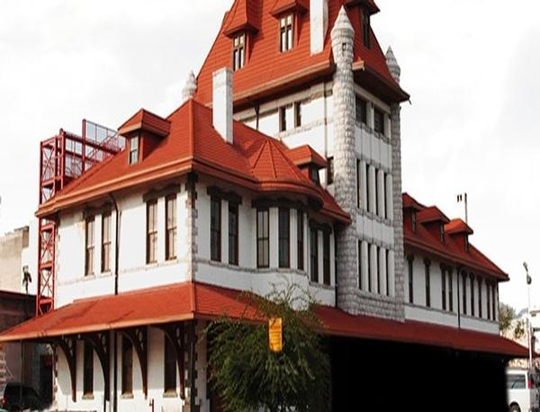Museo del Ferrocarril. Antigua Estación del Golfo