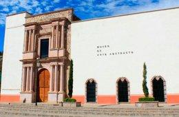 Visita virtual al Museo de Arte Abstracto Manuel Felguér...