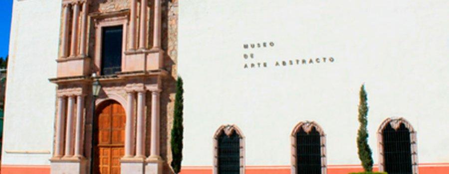 Visita virtual al Museo de Arte Abstracto Manuel Felguérez