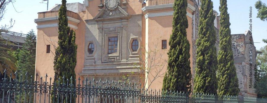 La antigua Villa de Tacubaya. Ciudad de México