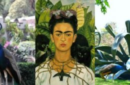 Frida: amor, dolor, pasión  y canción