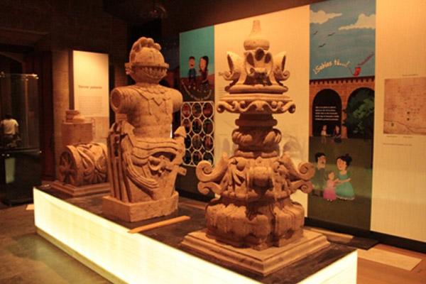 Visitas al Museo Palacio de Gobierno