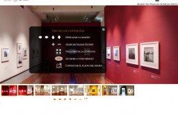 Make a Virtual Tour to the Museum of the Palace of Fine A...
