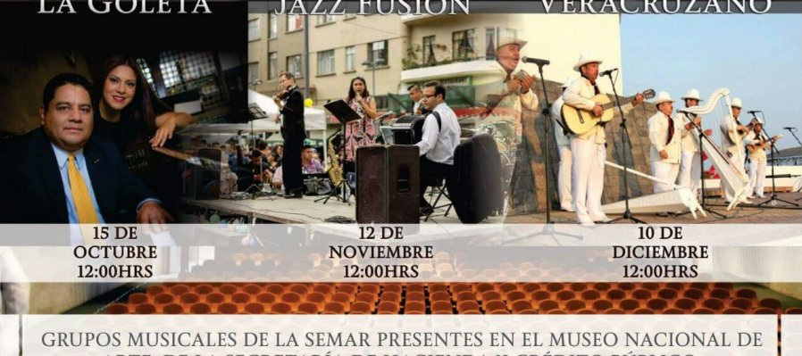 Jazz Fusion Music Group of the Armed Navy Secretariat of Mexico