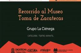 Recorrido por el Museo Toma de Zacatecas