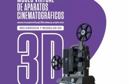 Museo Virtual de Aparatos Cinematográficos