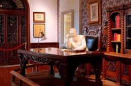 Recorrido en museos con Carranza